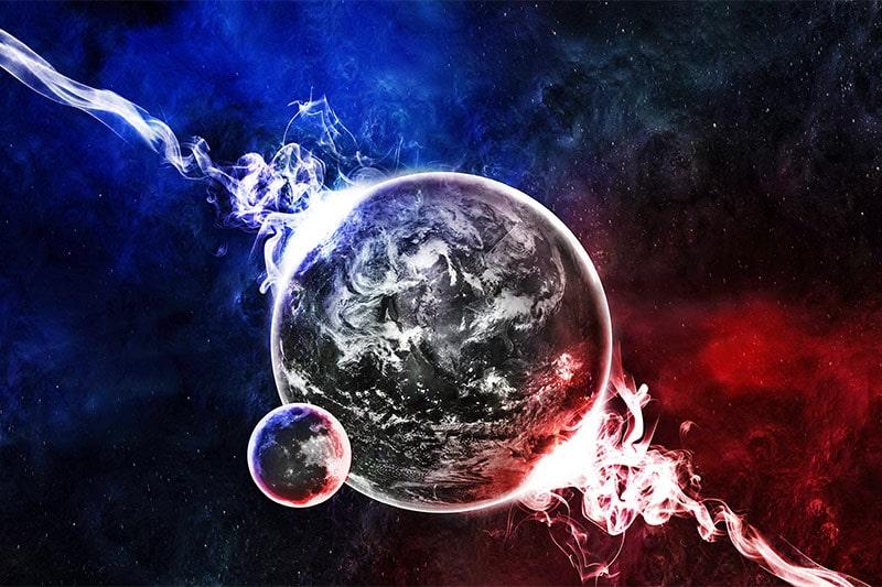 earth dna cern